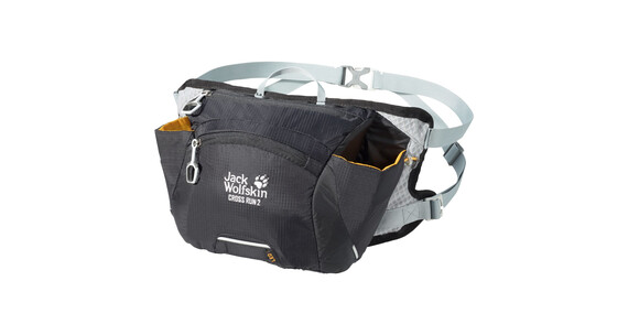 Jack Wolfskin Cross Run 2 - Accesorios running - negro